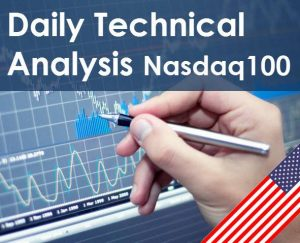 Nasdaq100 Stock Technical Analysis 19-09-2019