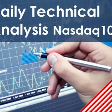 Nasdaq100 Daily Stock Analysis 02-08-2018